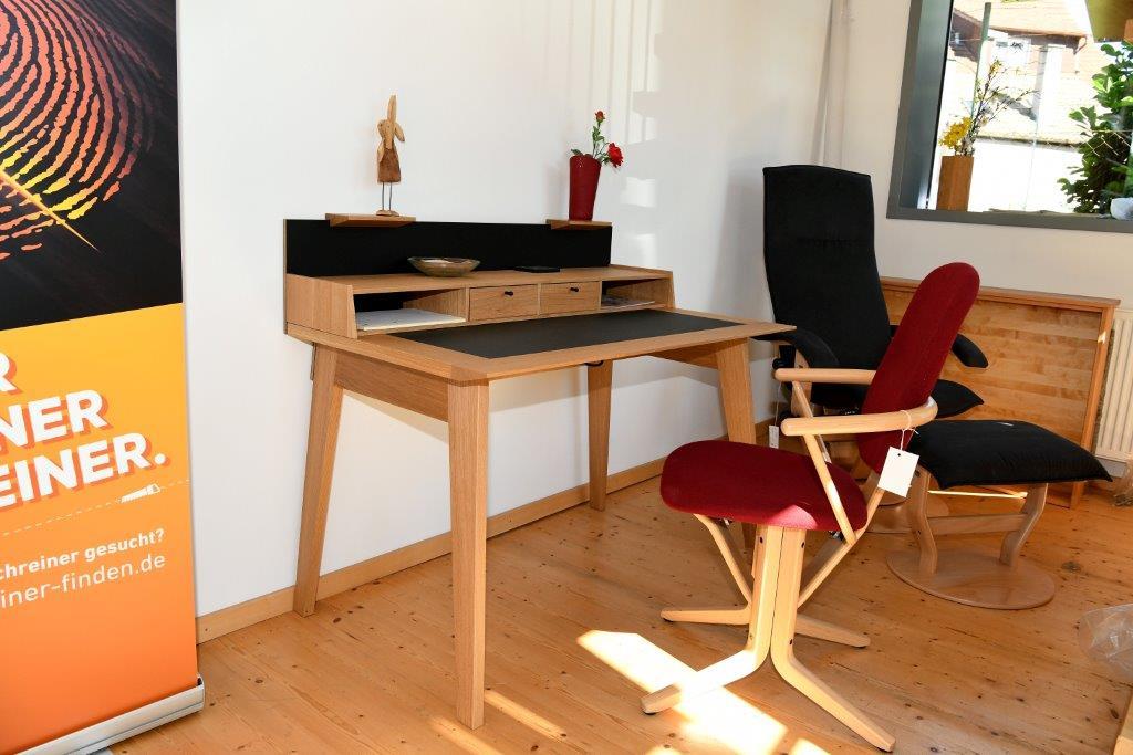 Ausstellung - Schreinerei Bergmann - Küssaberg-Kadelburg