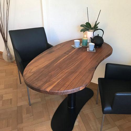 Referenz Tisch - Schreinerei Bergmann - Küssaberg-Kadelburg