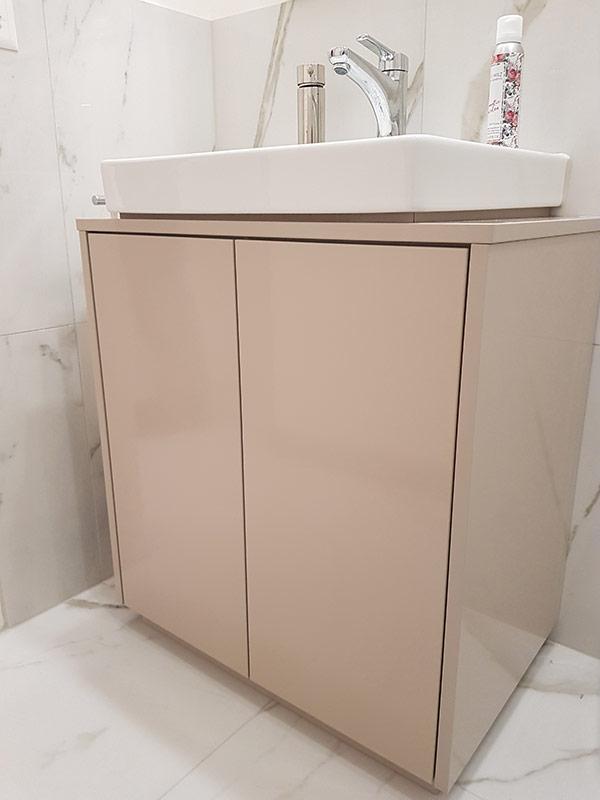 Waschtisch Unterschrank - Schreinerei Bergmann - Küssaberg-Kadelburg
