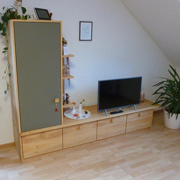 Beitragsbild TV Schrank und Kommode - Schreinerei Bergmann - Küssaberg-Kadelburg