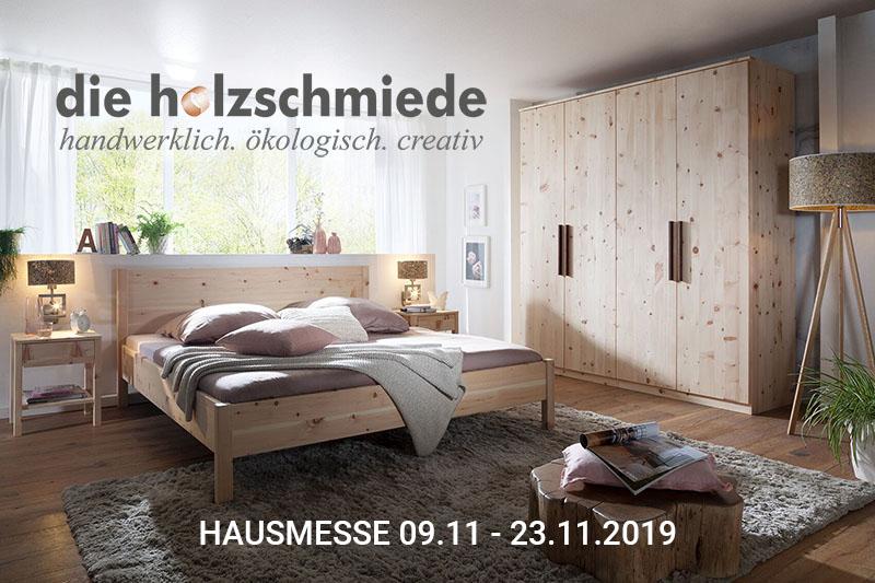 Hausmesse Holzschmiede Produkte